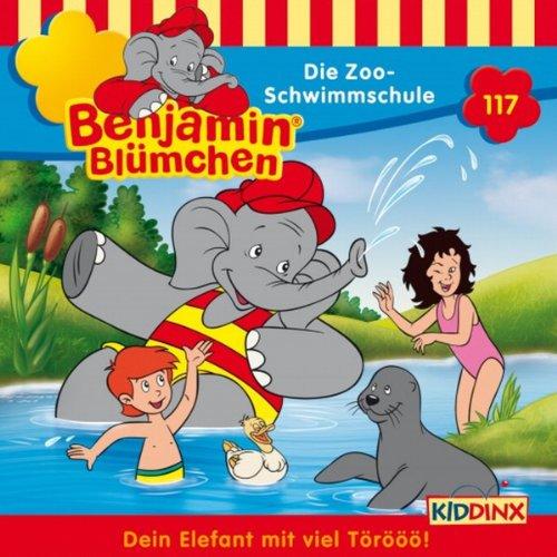 Die Zoo-Schwimmschule cover art