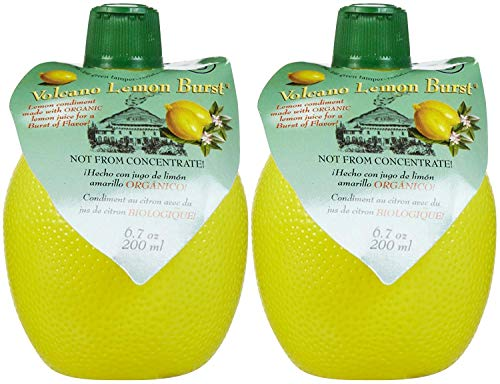 Dream Foods Volcano Lemon Burst - 200 ml - 2 Pack