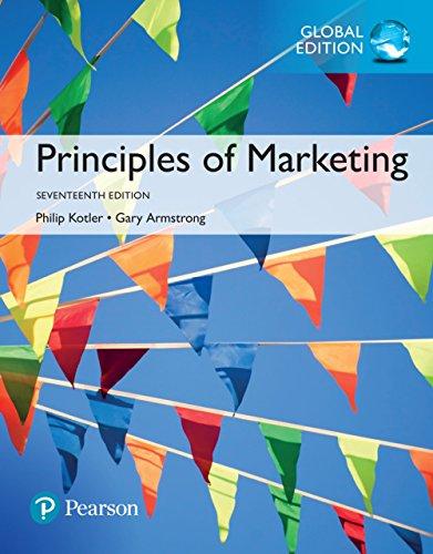 Principles of Marketing, Global Edition (English Edition)