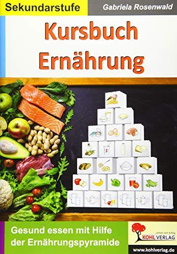 Kursbuch Ernährung: Gesund essen mit Hilfe der Ernährungspyramide