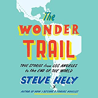 The Wonder Trail audiobook cover art