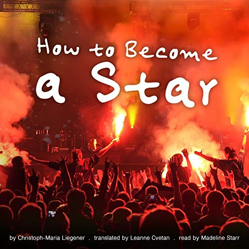 How to Become a Star audiobook cover art
