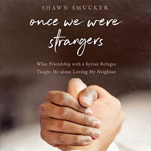 Once We Were Strangers audiobook cover art