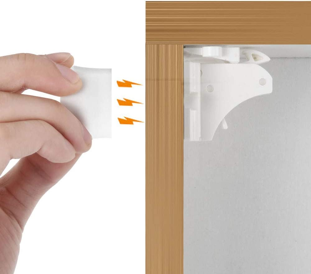 Magnetic online shopping Manufacturer OFFicial shop Cabinet Locks Baby Proofing - Safety Vmaisi Child