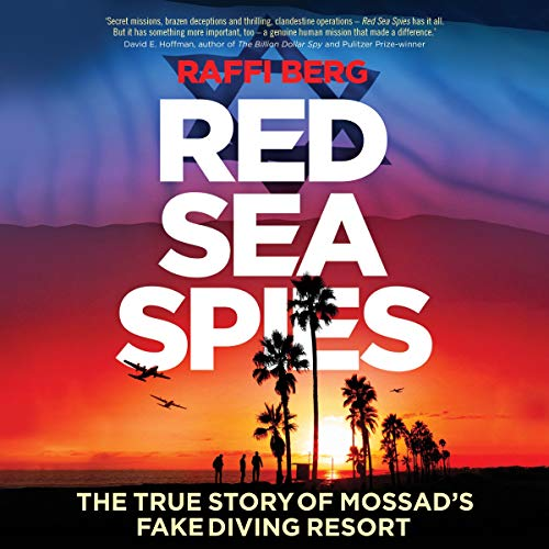 Red Sea Spies cover art