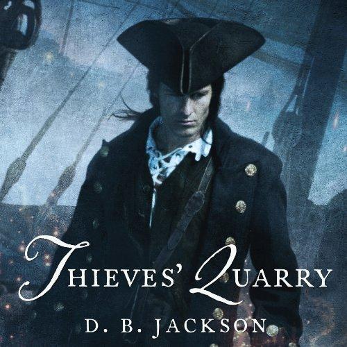 Thieves' Quarry cover art
