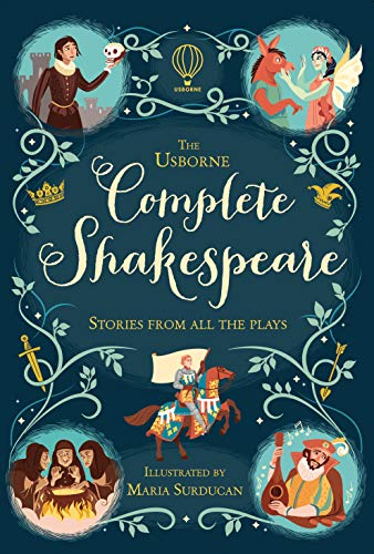Complete Shakespeare (Illustrated Stories)