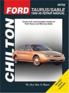 1996 ford taurus owners manual