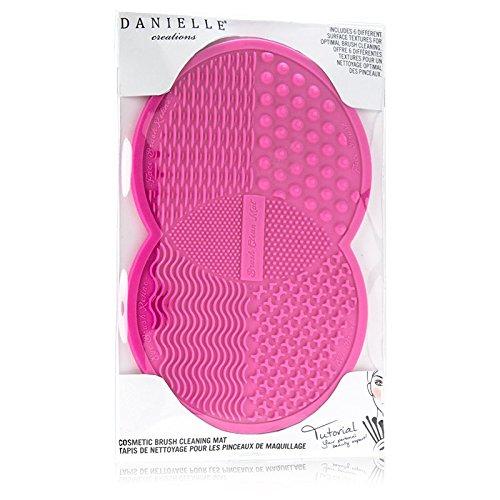 Danielle pulizia pennelli make-up, rosa