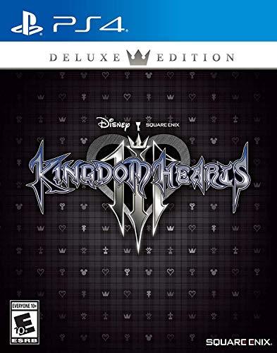 Kingdom Hearts III - PlayStation 4 Deluxe Edition