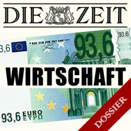 Thema Wirtschaft (DIE ZEIT) Titelbild