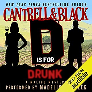 """""""D"""" Is for Drunk cover art"""