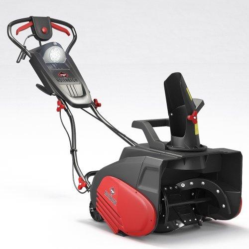 ROTENBACH Elektro Schneefräse Kehrmaschine Schneeschieber 2000W - 2