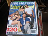 Entertainment Weekly Magazine (Neve Campbell , Kevin Bacon , Matt Dillon , Denise Richards...Wild Things , SPRING MOVIE REVIEW ISSUE)