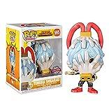 Figuras De Anime De Vinilo Pop My Hero Academia All Might 608 # con Caja, Figura De Acción, Colección De Juguetes, Modelo De Juguete para Niños De 10Cm