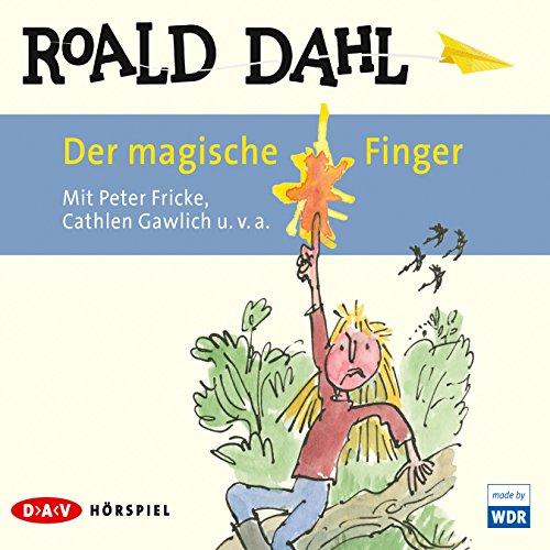 Der magische Finger cover art