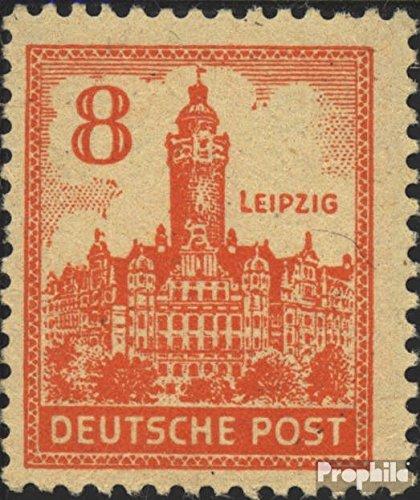 Prophila Collection Sowjetische Zone (All.BES.) 160II, Fahne am Giebel 1946 Abschiedsserie (Briefmarken für Sammler)