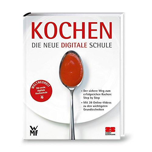 WMF Digitaal kookboek papier