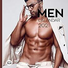 "Men Calendar 2021: Calendar ""Booklet"" and notebook, original and sexy gift"