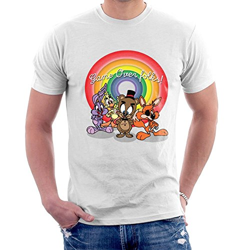Cloud City 7 Tiny Toons Five Nights At Freddys Men's T-Shirt