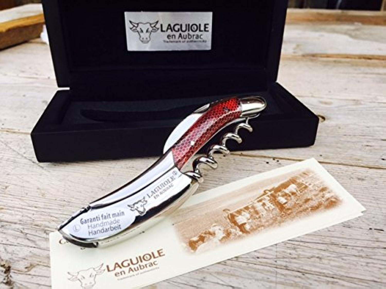 Laguiole en Aubrac Sommelier Kellnermesser SOM99N4I Abeille Bienenwaabe B00X3ZFHXE | Verkauf Online-Shop