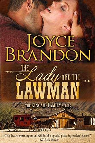 The Lady and the Lawman (The Kincaid Family Series Book 1) (English Edition)