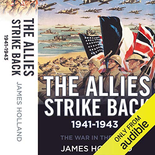 Couverture de The Allies Strike Back, 1941-1943