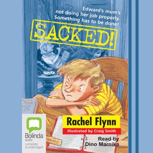 Sacked! cover art