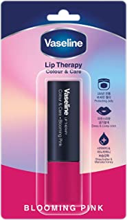 Vaseline Lip Therapy Color & Care, Blooming Pink, 4.2g - Pack of 1 ULV-68123713-0
