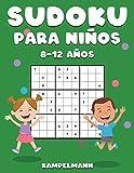Sudoku Para Niños 8-12 Años: 200 Sudoku para Niños de 8-12 Años con Soluciones - Entrena la Memoria y la Lógica