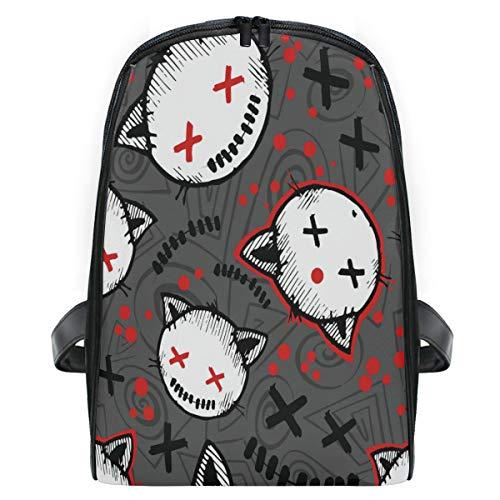 ZZXXB Mochila de gato para niños pequeños, preescolares, para guardería, impermeable, para libros de viaje, para niños y niñas