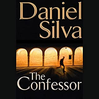 The Confessor audiobook cover art