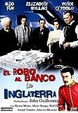 El robo al banco de Inglaterra [DVD]