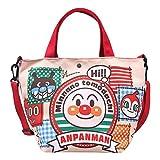 新しい豪華なバックパック子供メッセンジャーバッグ親子少女かわいい日本韓国漫画アンパンマンバッグポータブルボーイショルダーバッグ