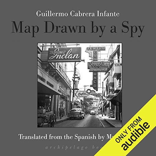 Map Drawn by a Spy audiobook cover art