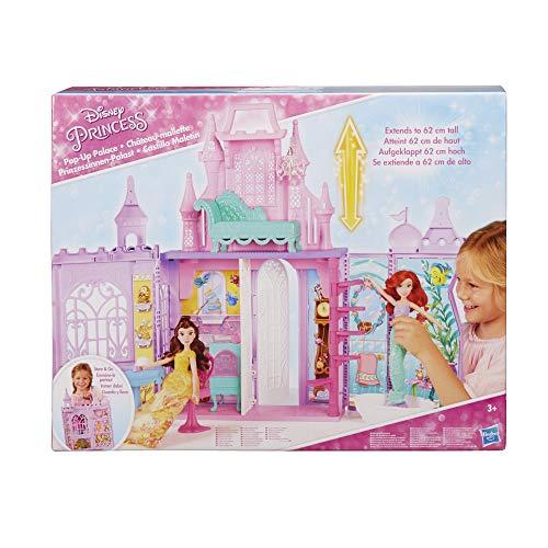 Disney Princess - Castillo Maletín (Hasbro E1745EU4)