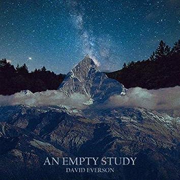 An Empty Study