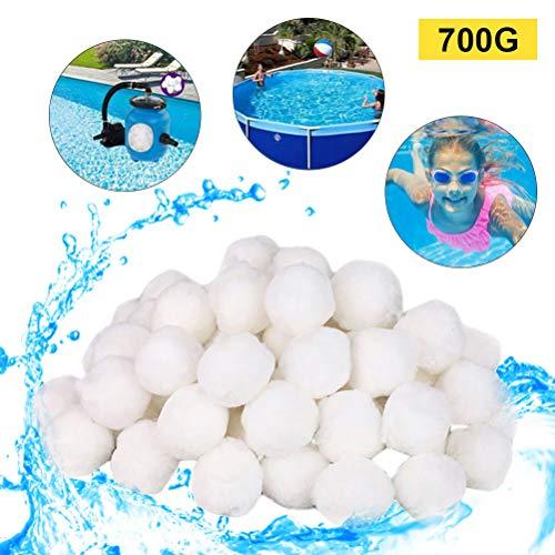 StyleBest Filterkugeln Filter Sand Filterung Haarball Nitrifizierender Haarball Öl entfernen Nitrifikation Filtern Haarball