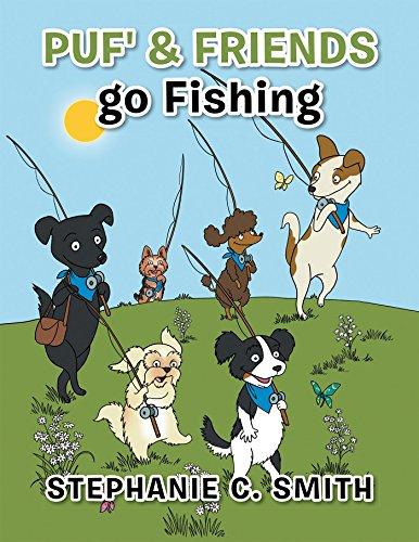 Puf' & Friends Go Fishing (English Edition)
