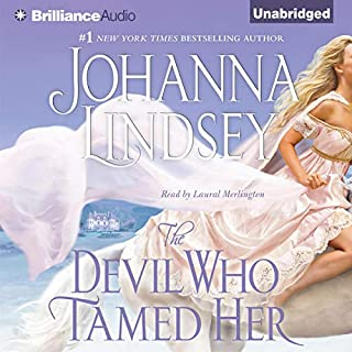 The Devil Who Tamed Her audiobook cover art