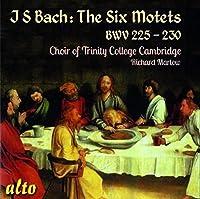 Bach, J.S.: Six Motets Bwv 225