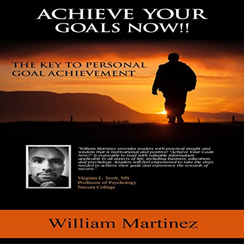 Achieve Your Goals Now!! Titelbild