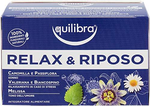 Equilibra Tisana Relax e Riposo, 15 filtri