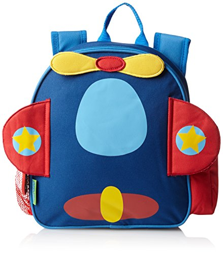 Stephen Joseph Children's Toddler Backpack - Aeroplane Mochi