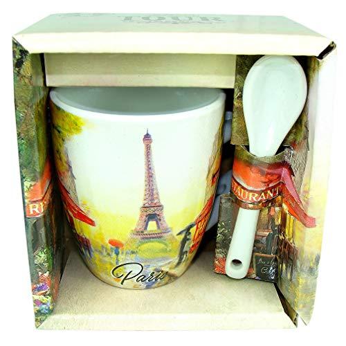 Eiffelturm Tour Eiffel Paris Frankreich,38 cm Metall Souvenir Reise Modell