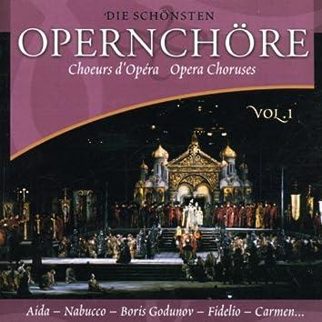 Die Schönsten Opernchöre Vol. 1