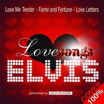 Elvis Love Songs - 100% Cover
