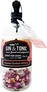 rokz Spirit Infusion Kit for cocktails - Gin and Tonic