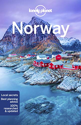 Lonely Planet Norway [Lingua Inglese]