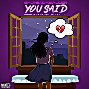 You Said (feat. Synesthetic Nation)